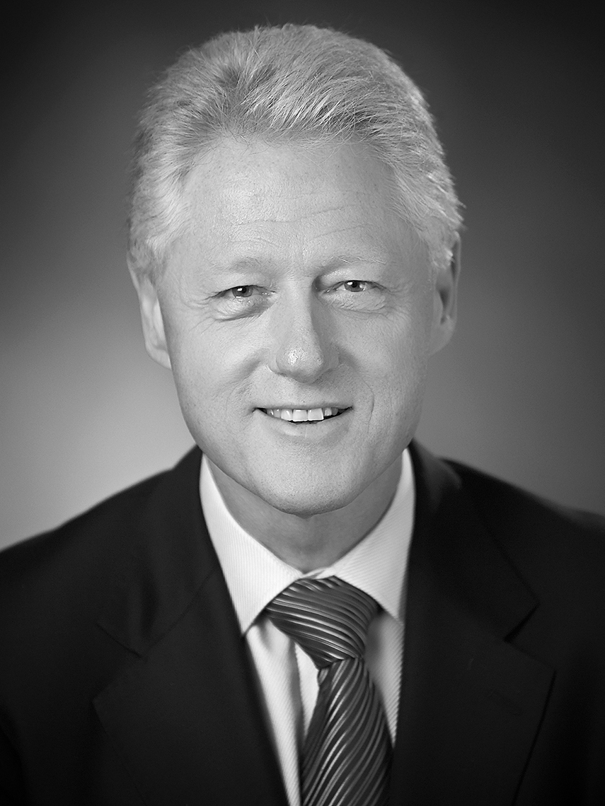 President Willian Clinton