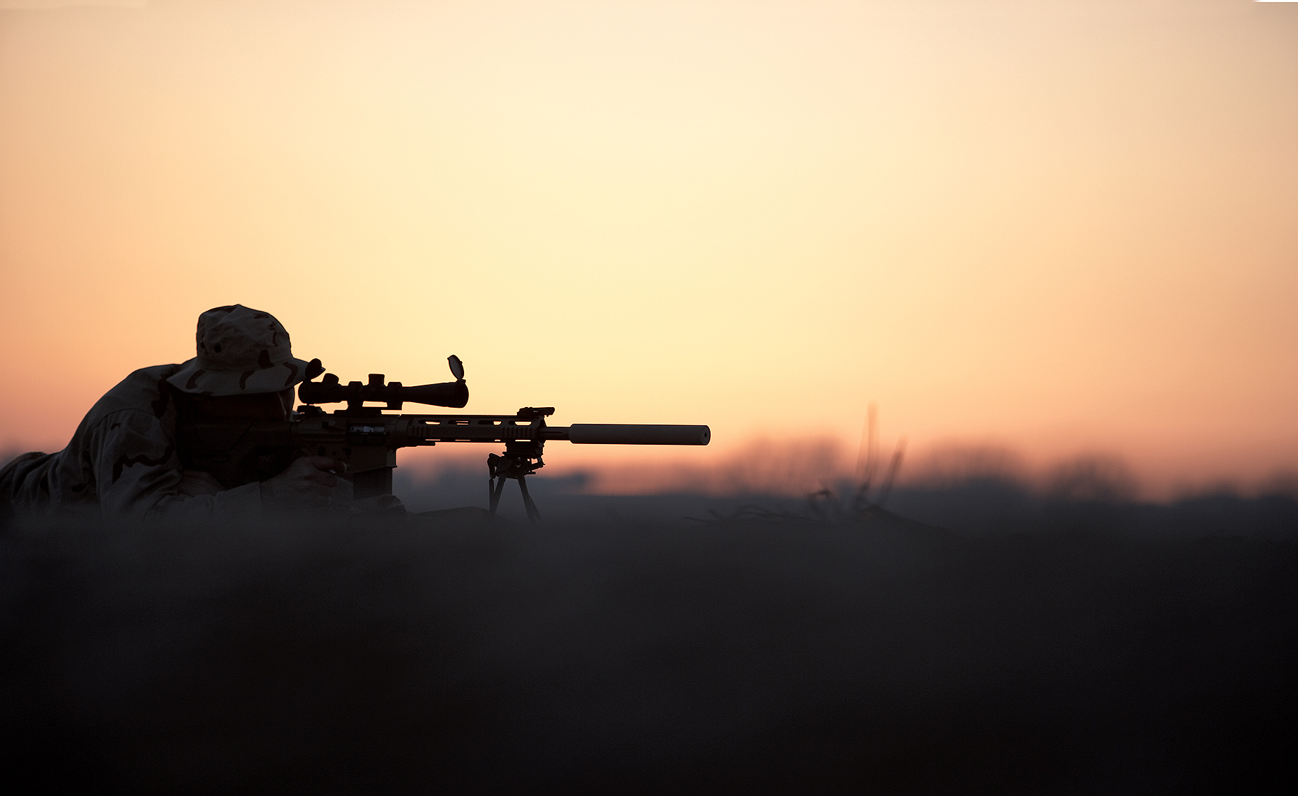 Location Photography Portrait Military Sniper